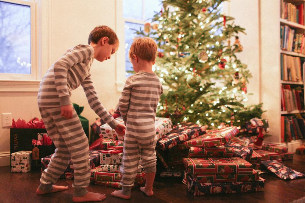 Christmas Movers